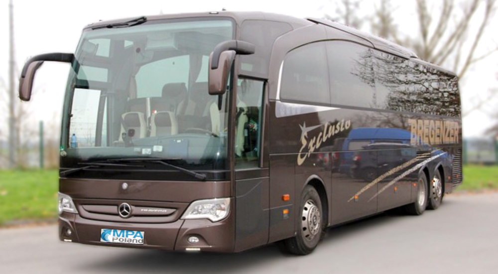 Mercedes Travego 50+1