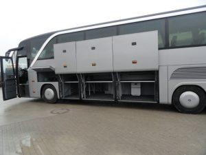 MPA Poland Setra luki bagażowe