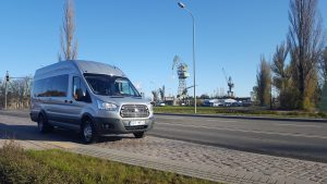 Ford Transit MPA Poland