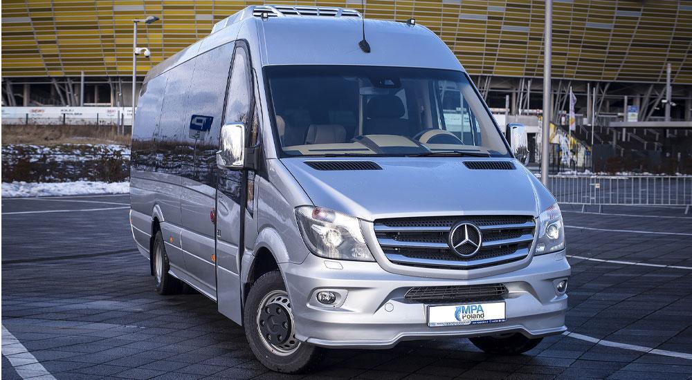 Mercedes Sprinter VIP 20+1