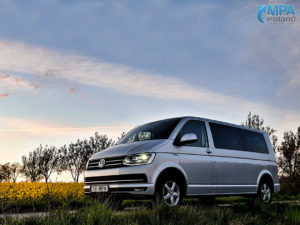 vw caravelle na lace